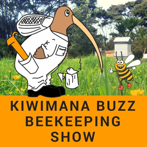 Cover art for podcast kiwimana Buzz Beekeeping Show - A Beekeeping Podcast/Show