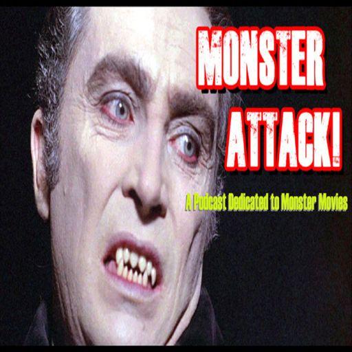 Cover art for podcast Monster Attack