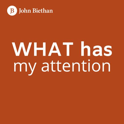 Cover art for podcast What Has My Attention