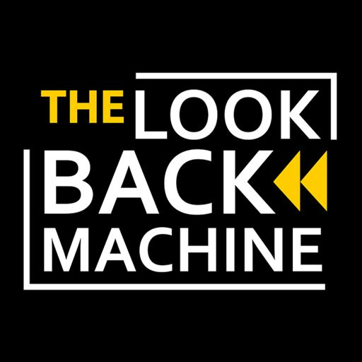 Cover art for podcast The Look Back Machine