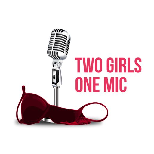 Cover art for podcast Two Girls One Mic: The Porncast