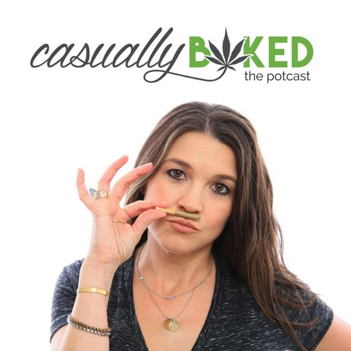 Cover art for podcast Casually Baked, the potcast
