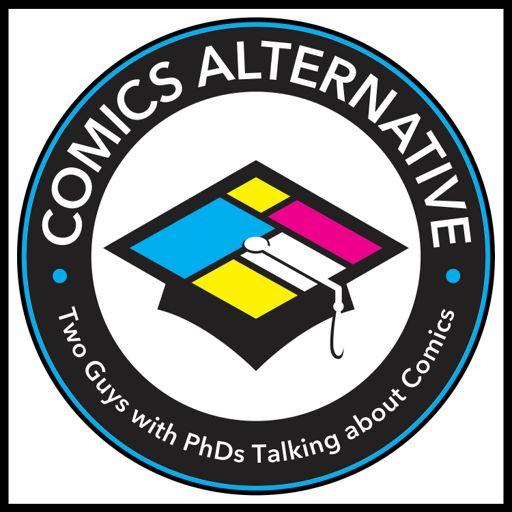 Cover art for podcast The Comics Alternative