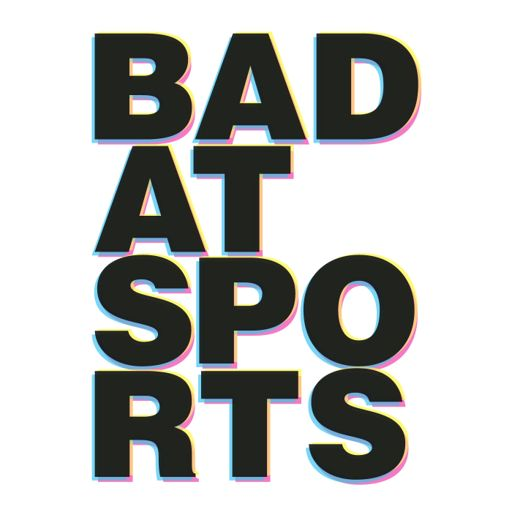 Cover art for podcast Bad at Sports