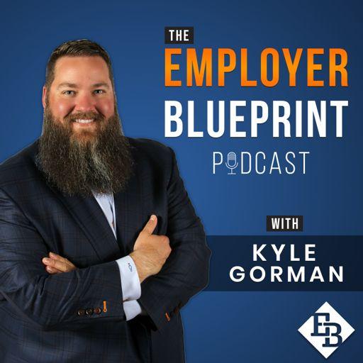 Cover art for podcast Employer Blueprint Podcast