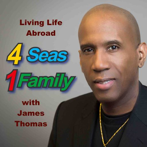 Cover art for podcast Four Seas One Family and the Expat Life