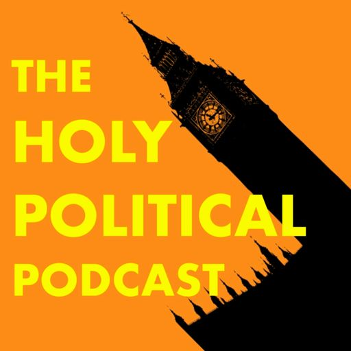 Cover art for podcast The Holy Political Podcast