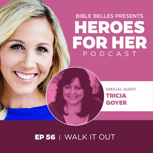 EP 50: Courtney DeFeo - Riggins Forever from Heroes For Her