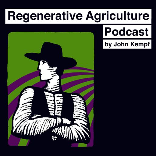 Cover art for podcast Regenerative Agriculture Podcast