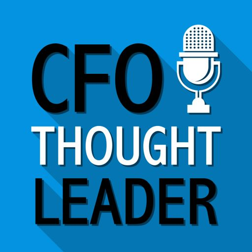 CFO Thought Leader on RadioPublic