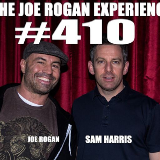 bb03b8ed26fd 410 - Sam Harris from The Joe Rogan Experience on RadioPublic