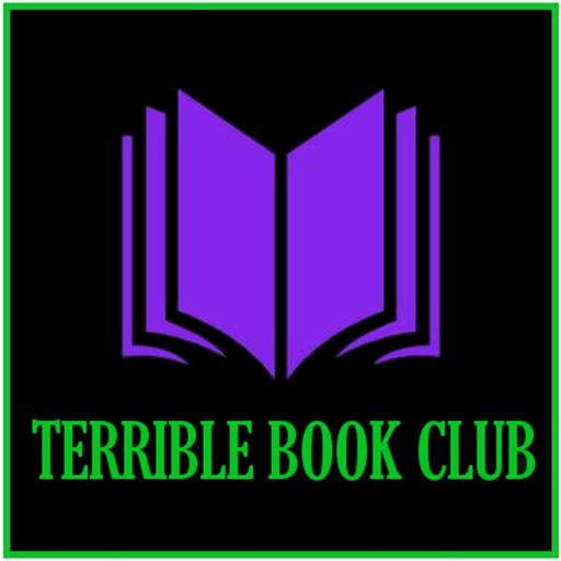 Cover art for podcast Terrible Book Club