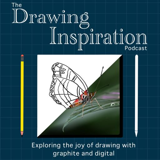 Cover art for podcast Drawing Inspiration
