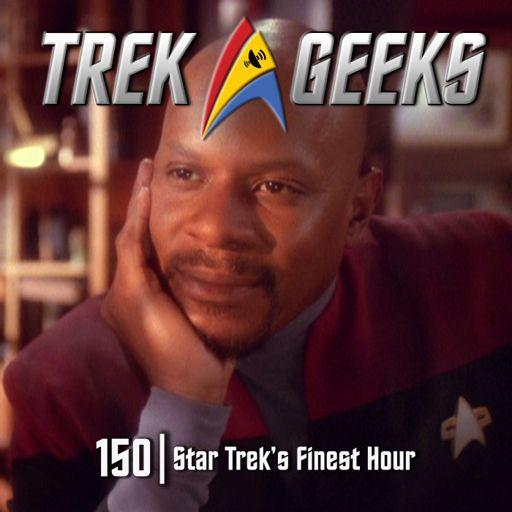 Trek Geeks: A Star Trek Podcast on RadioPublic