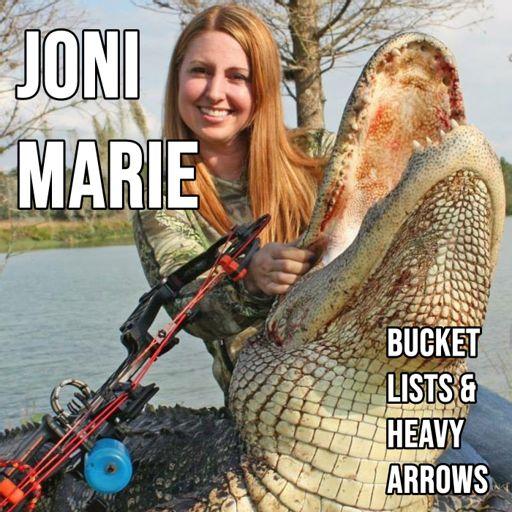 6737404e5b 242 JONI MARIE - Bucket Lists and Heavy Arrows from Deer Hunt Big ...