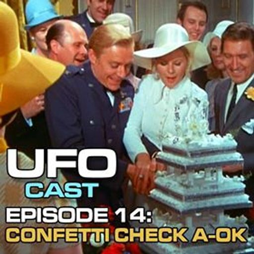 TDP 769: ufocast 14 - confetti check a-ok TDP 769 from