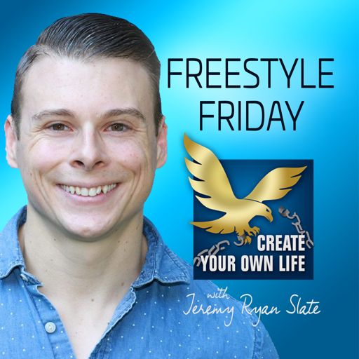 93916cf67 486: Bigger Problems are the Secret to Success | Freestyle Friday from The  Create Your Own Life Show on RadioPublic