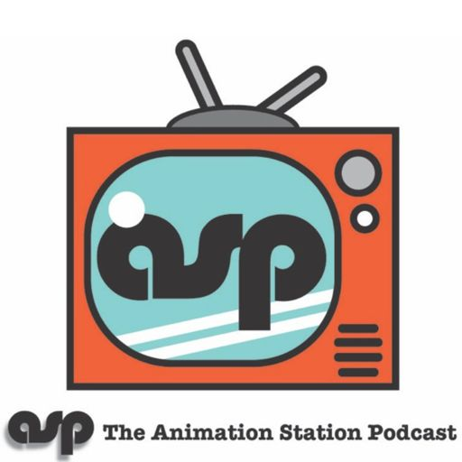 Cover art for podcast The Animation Station Podcast