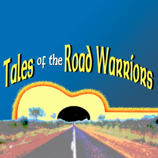 Cover art for podcast Tales of the Road Warriors