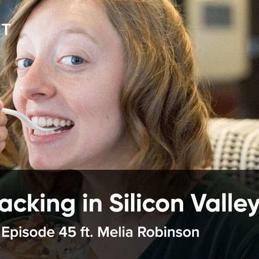 Biohacking in Silicon Valley ft  Melia Robinson || Episode