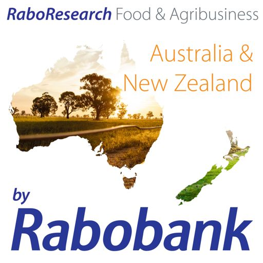 Cover art for podcast RaboResearch Food & Agribusiness Australia/NZ