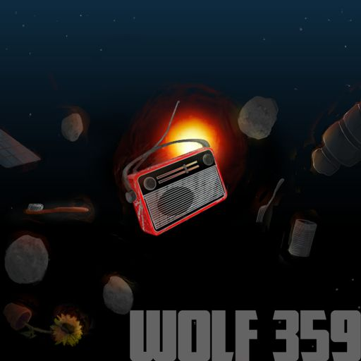 Cover art for podcast Wolf 359