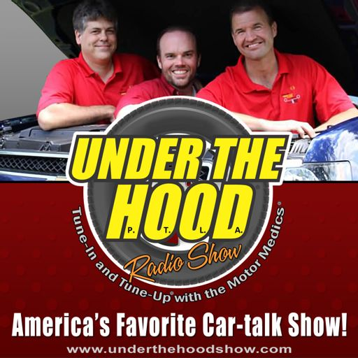 Cover art for podcast Under The Hood show