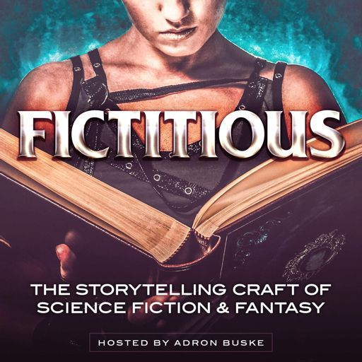 Cover art for podcast Fictitious