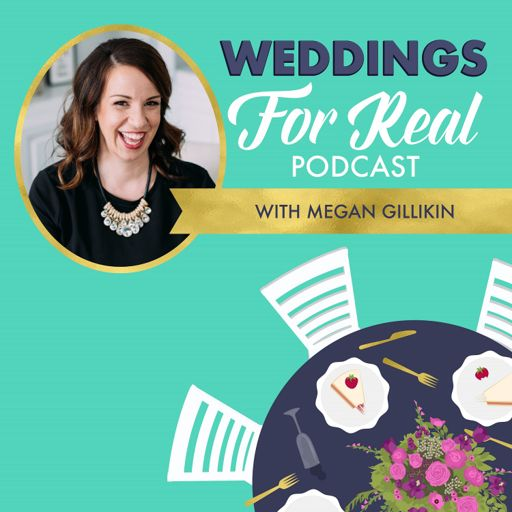 Cover art for podcast Weddings for Real