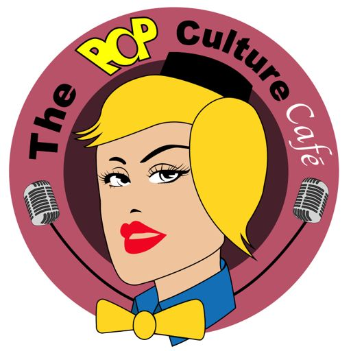 Cover art for podcast The Pop Culture Cafe