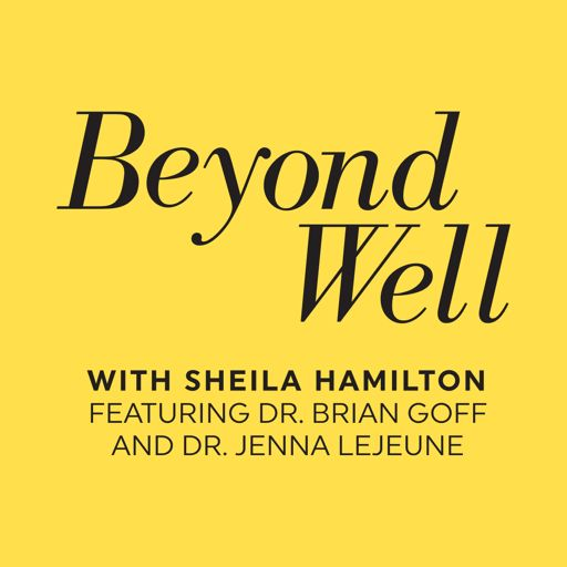 Cover art for podcast Beyond Well with Sheila Hamilton
