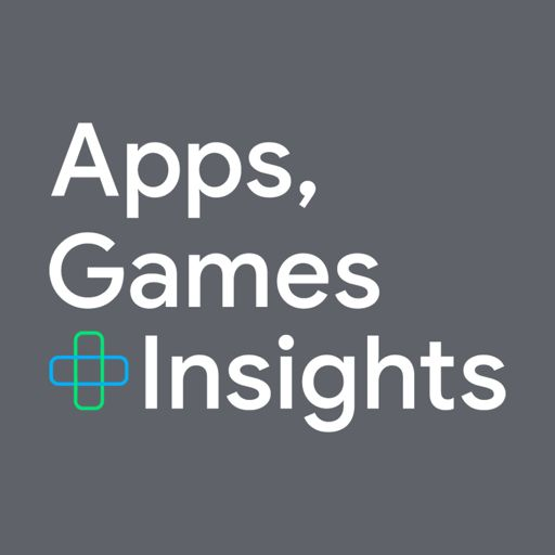 Cover art for podcast Apps, Games and Insights