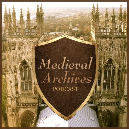 Cover art for podcast Medieval Archives
