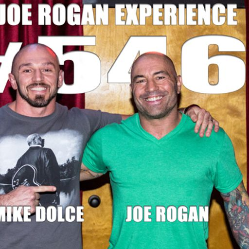 546 - Mike Dolce from The Joe Rogan Experience on RadioPublic