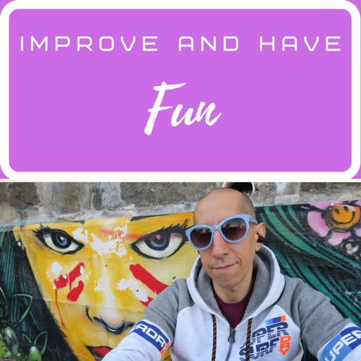 Cover art for podcast Improve and Have Fun