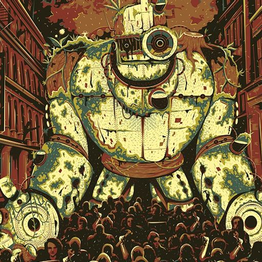685d5b1ad Attack of the Flobots! from Movie Meltdown on RadioPublic