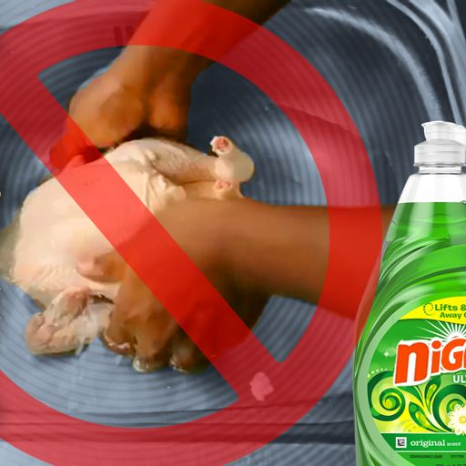 Dear Black People: STOP WASHING MEAT from Pod Awful on RadioPublic