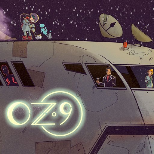 Cover art for podcast Oz 9