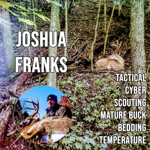 246 JOSHUA FRANKS - Tactical Cyber Scouting and Mature Buck