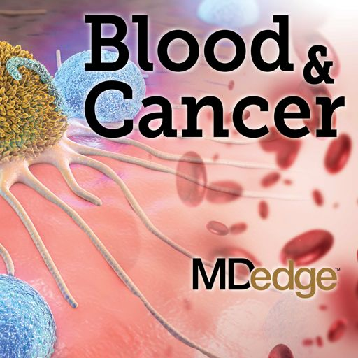 Cover art for podcast Blood & Cancer