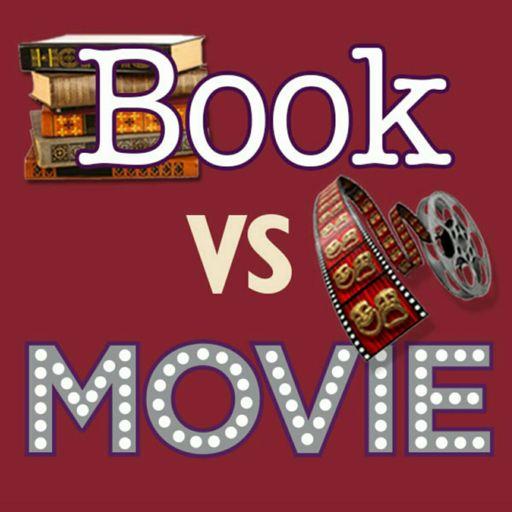 Cover art for podcast Book Vs Movie Podcast