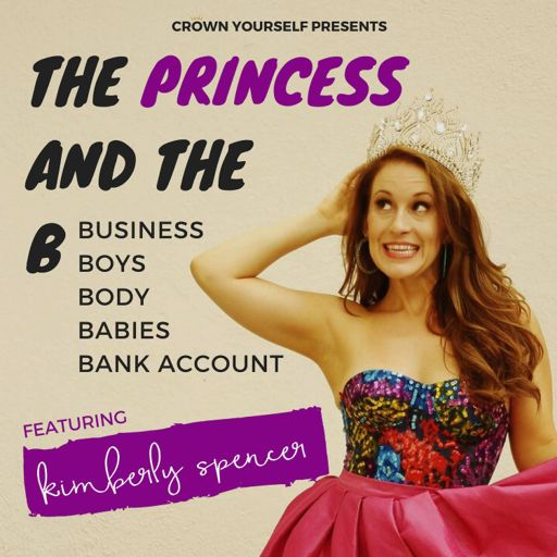 Cover art for podcast The Princess and the B