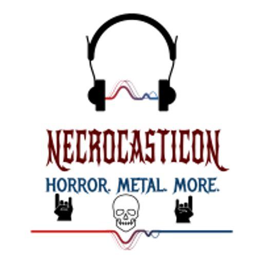 Cover art for podcast Necrocasticon