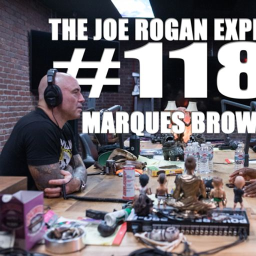 7c307a887c7 1186 - Marques Brownlee from The Joe Rogan Experience on RadioPublic