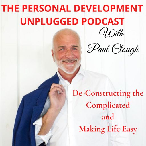 Cover art for podcast Personal Development Unplugged