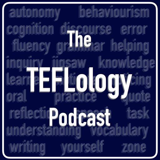 Cover art for podcast The TEFLology Podcast