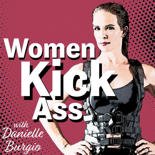 Cover art for podcast Women Kick Ass