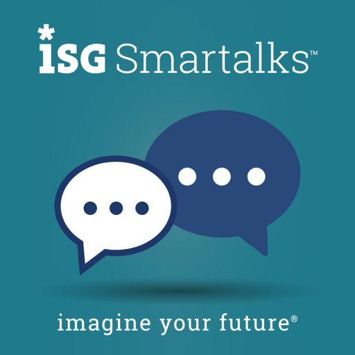 Cover art for podcast The ISG Smartalks Podcast