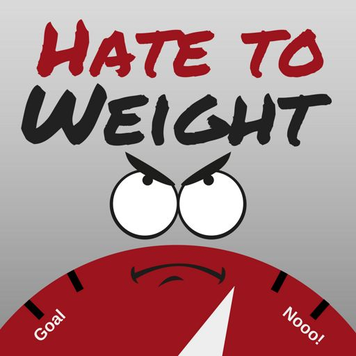 Cover art for podcast Hate to Weight