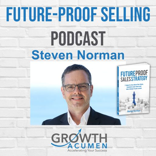 Cover art for podcast Future-Proof Selling